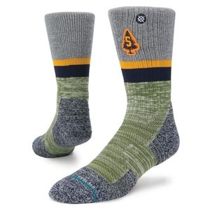 New Men's Stance Feel 360 Hike Crew Socks